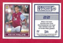 Aston Villa Kevin Phillips 22